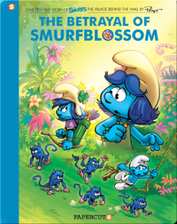 The Betrayal of SmurfBlossom: Smurfs Village Behind the Wall #2