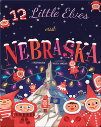 12 Little Elves Visit Nebraska