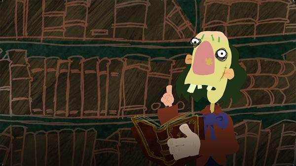 I'm A Monster: Frankenstein