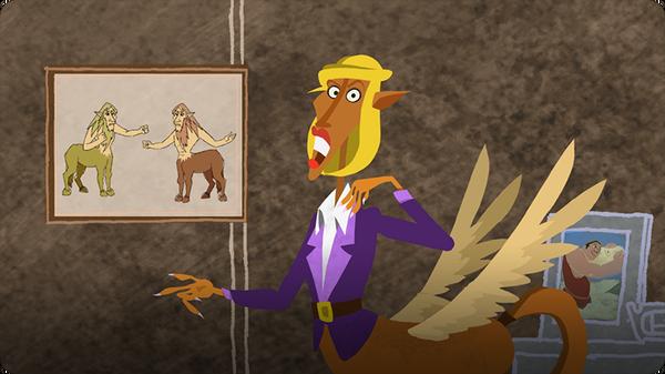 I'm A Monster: Centaur