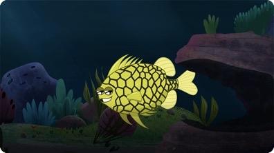 I'm A Pineapple Fish