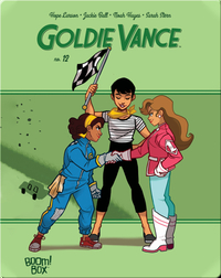 Goldie Vance No. 12