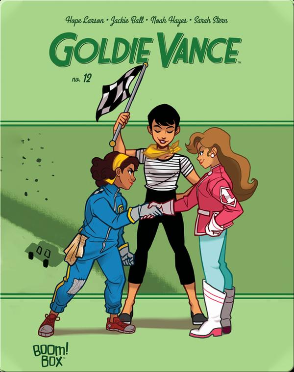 Goldie Vance No. 12