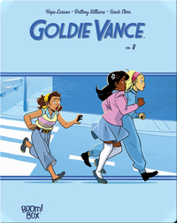 Goldie Vance No. 8