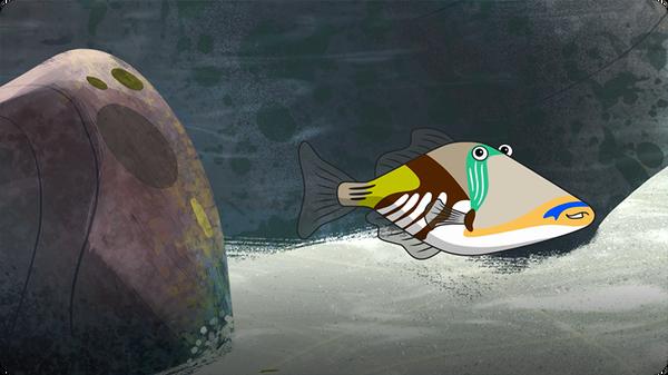 I'm A Triggerfish