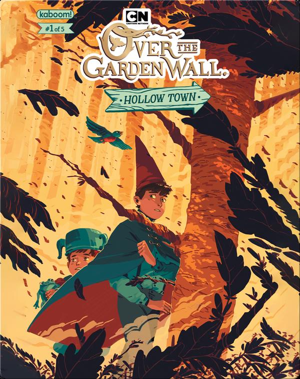 Over the Garden Wall: Hollow Town No. 1