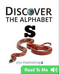 Discover The Alphabet: S