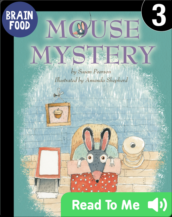 Brain Food: Mouse Mystery