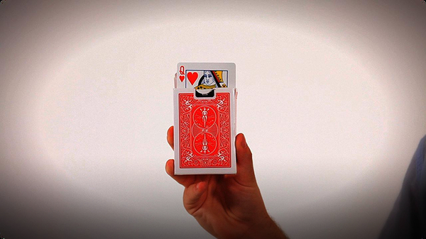 How to Do the Rising Card Magic Trick