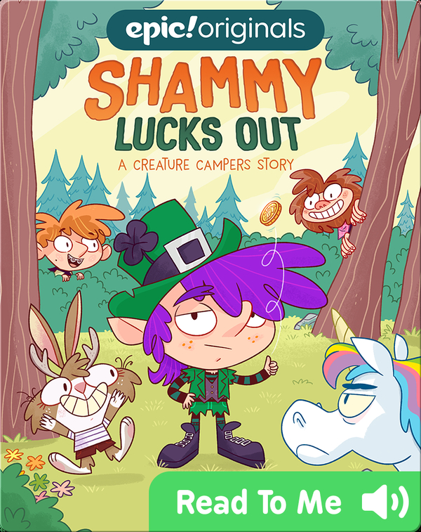 Creature Campers: Shammy Lucks Out