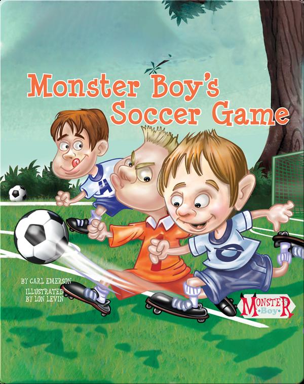 Monster Boy's Soccer Game