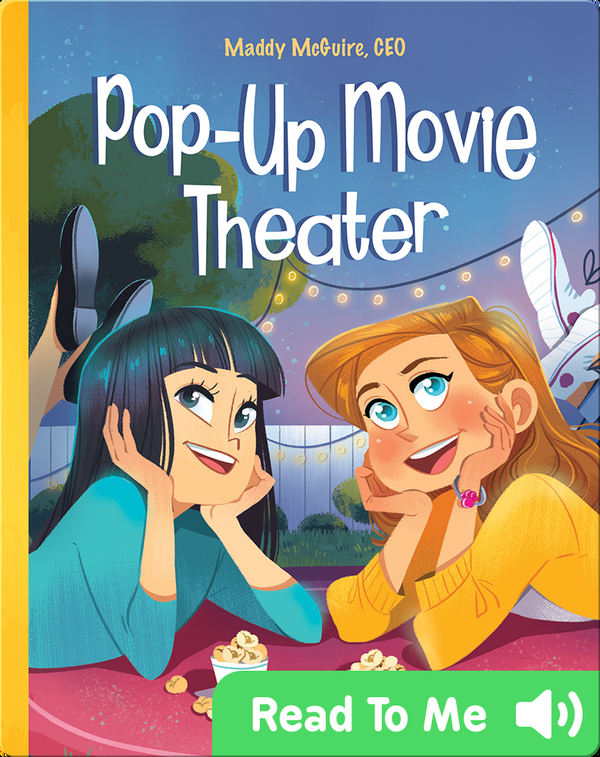 Maddy McGuire, CEO: Pop-Up Movie Theater