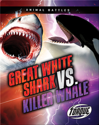 Great White Shark vs. Killer Whale