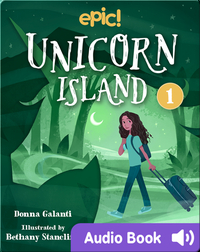 Unicorn Island Book 1: The Secret of Lost Luck