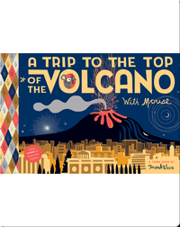 A Trip To the Top of the Volcano with Mouse (TOON Level 1)