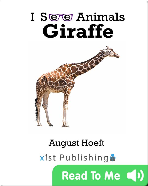 I See Animals: Giraffe