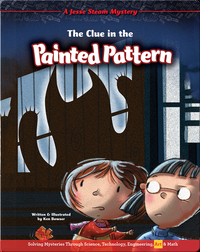 Jesse Steam Mysteries: The Clue in the Painted Pattern