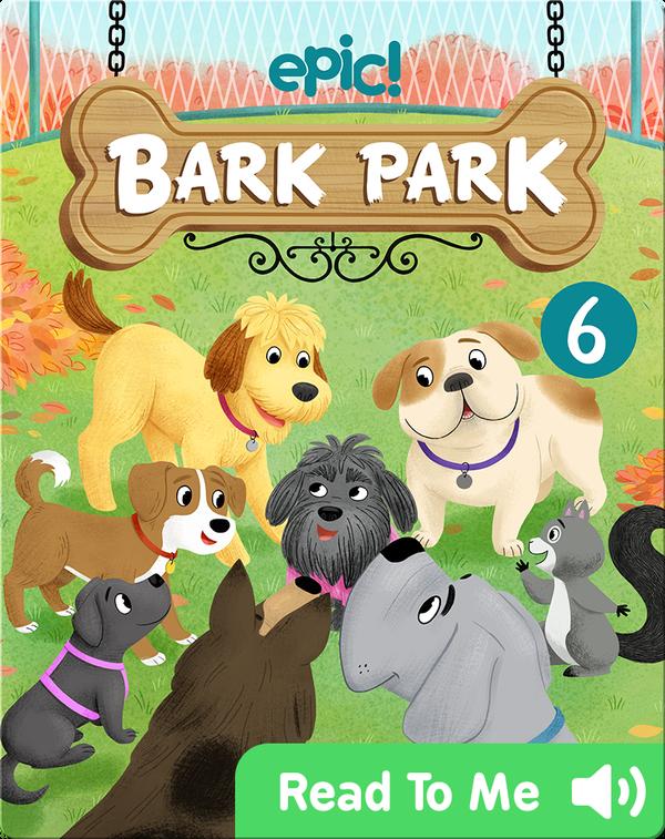 Bark Park: The Mystery Material