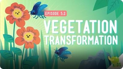 Crash Course Kids: Vegetation Transformation
