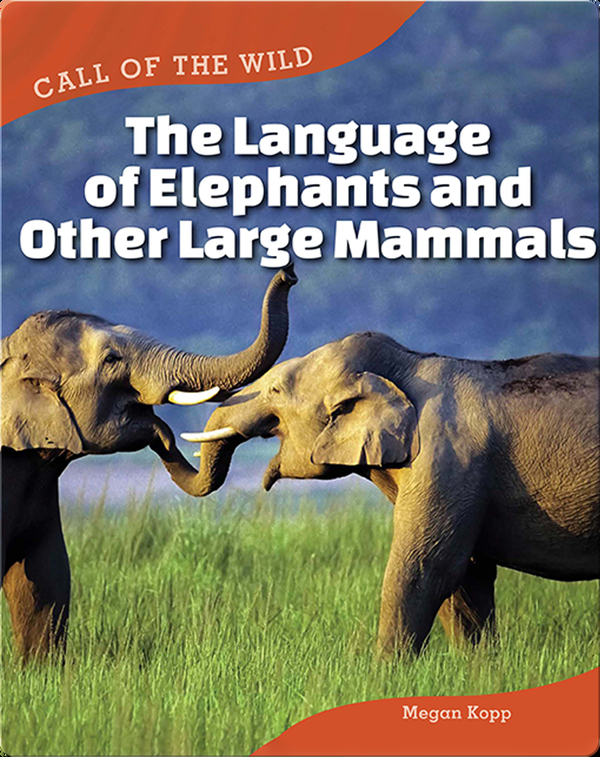 The Language of Elephants and Other Large Mammals