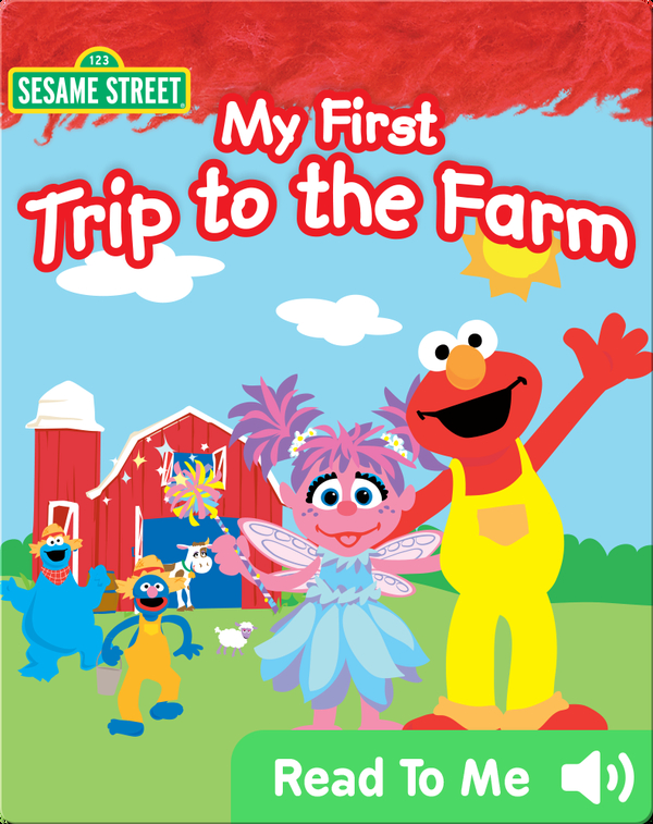 My First Trip to the Farm