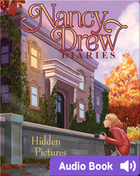 Nancy Drew Diaries: Hidden Pictures