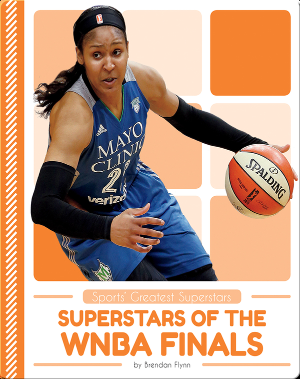 Superstars of the WNBA Finals