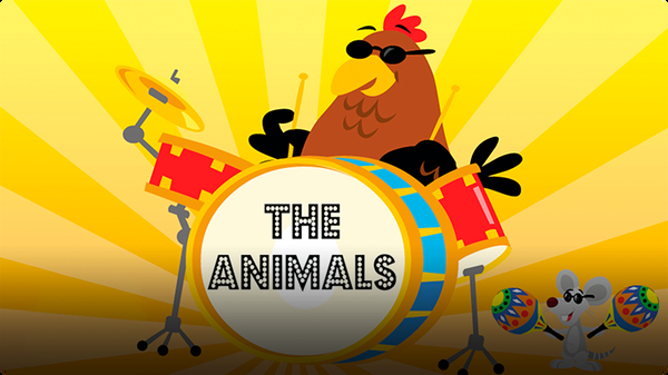 Super Simple Songs: The Animals on the Farm