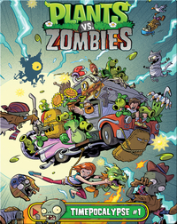 Plants vs. Zombies: Timepocalypse 1