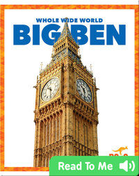 Whole Wide World: Big Ben