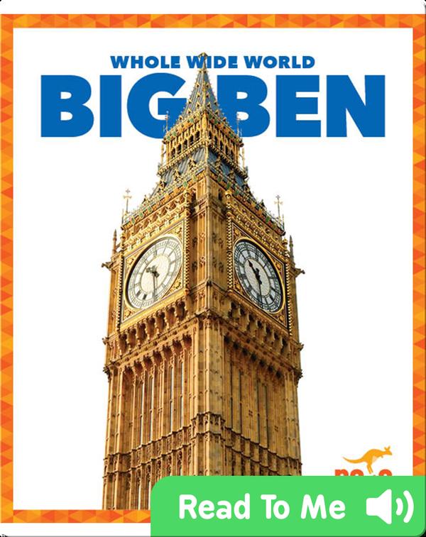 Whole Wide World: Big Ben