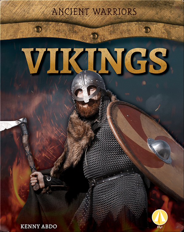 Ancient Warriors: Vikings