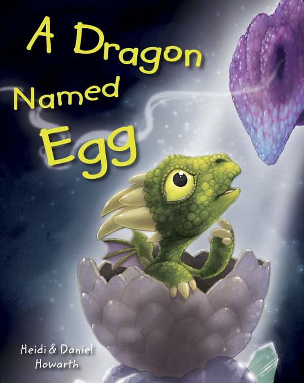 A Dragon Named Egg