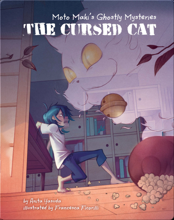Moto Maki's Ghostly Mysteries: The Cursed Cat