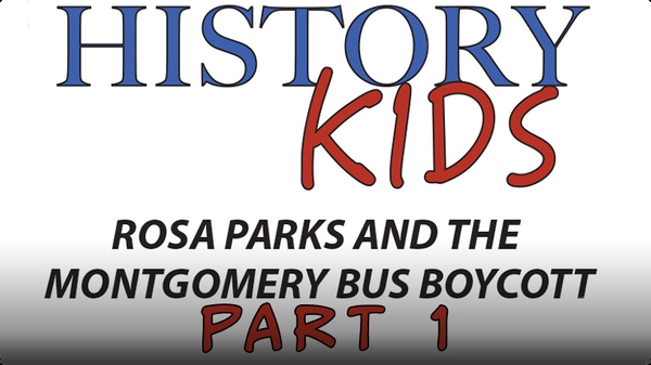 Rosa Parks and the Montgomery Bus Boycott Part 1