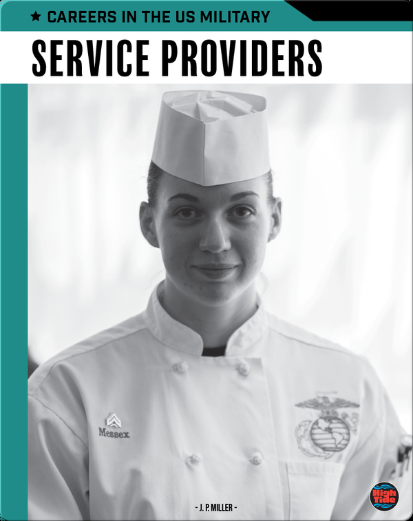 Careers in the US Military: Service Providers