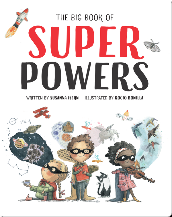 The Big Book of Super Powers