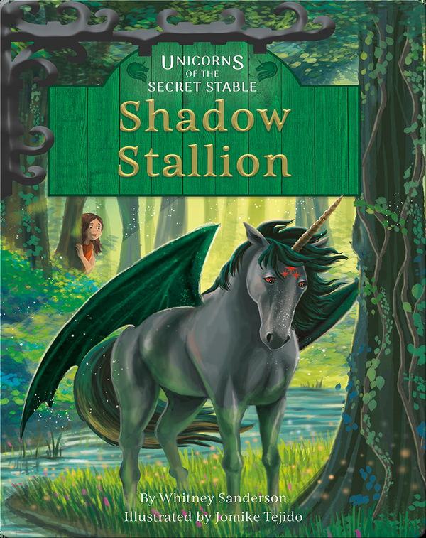 Unicorns of the Secret Stable No. 7: Shadow Stallion