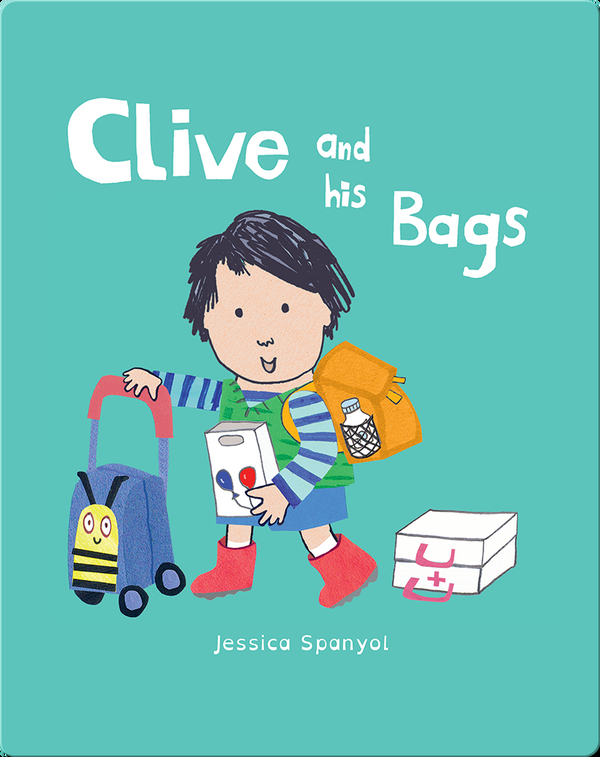 All About Clive: Clive and his Bags