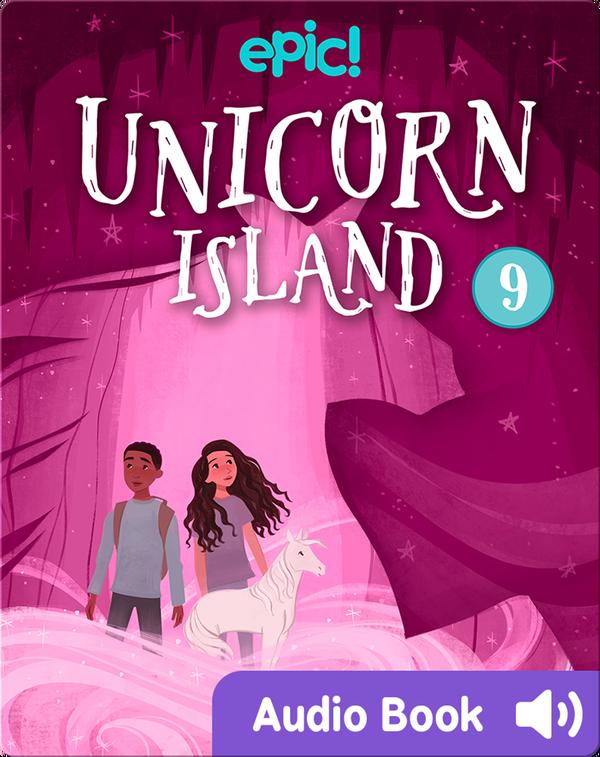 Unicorn Island Book 9: Secret Beneath the Sand