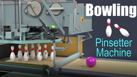 How Does a Bowling Pinsetter Machine Work?