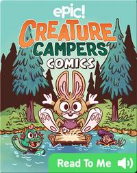 Creature Campers Comics: Swim, Hazel, Swim!