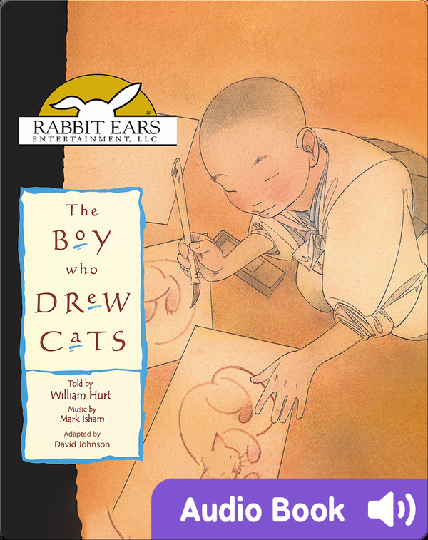 We All Have Tales: The Boy Who Drew Cats