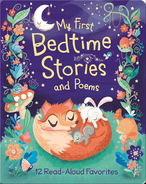 My First Bedtime Stories and Poems