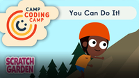Camp Coding Camp: You Can Do It!