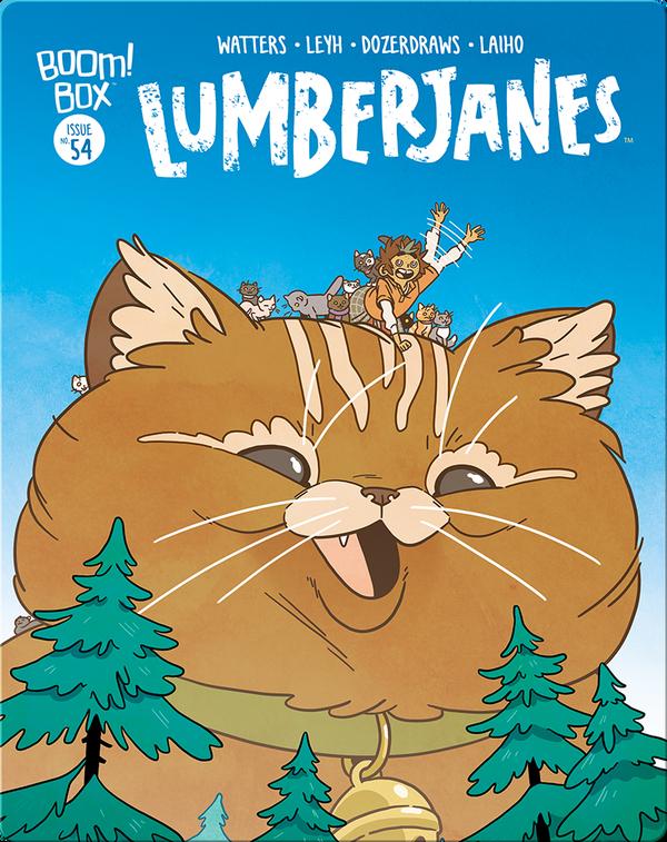 Lumberjanes No.54