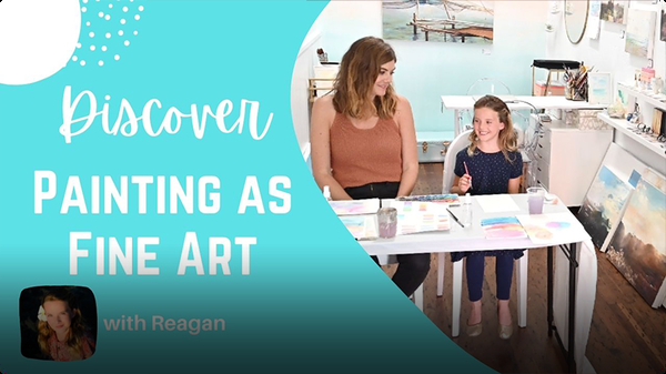 Adventure Family Journal: Discover Painting as Fine Art