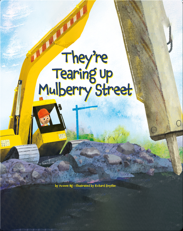 They're Tearing Up Mulberry Street