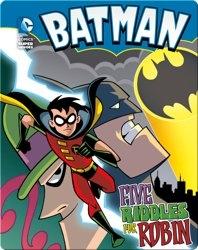 Batman: Five Riddles for Robin