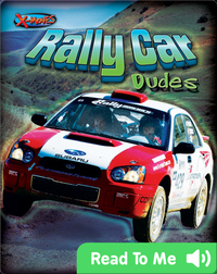 Rally Car Dudes
